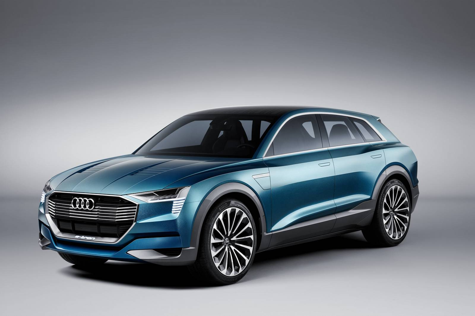Electric Audi Q6 SUV Could be Produced in Belgium - GTspirit