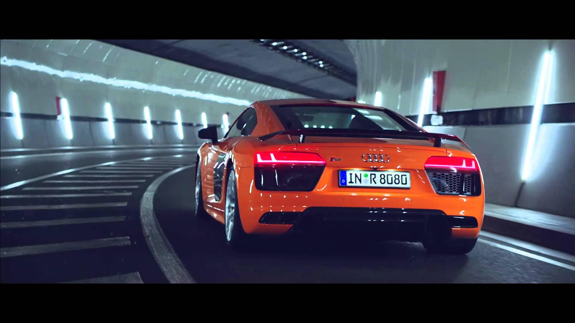 Video: New Audi R8 V10 Plus Stars in Thrilling Ad Spot - GTspirit