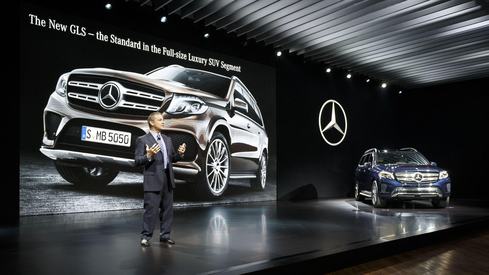 Gleich Zwei Weltpremieren In Der Kategorie U201eDream Carsu201c Feiert Mercedes Benz  Auf Der Los Angeles ...