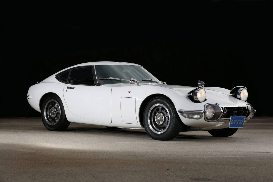 Rare 1968 toyota 2000 gt for sale in japan gtspirit for House classics 2000