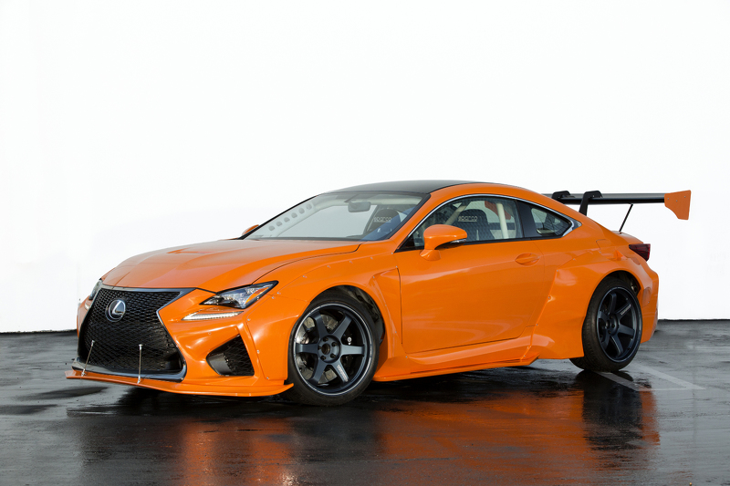 Modified Lexus Rc F And Gs F Revealed By Gordon Ting Gtspirit