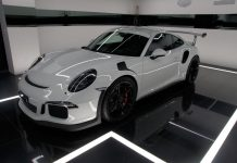Porsche 911 GT3 RS for sale