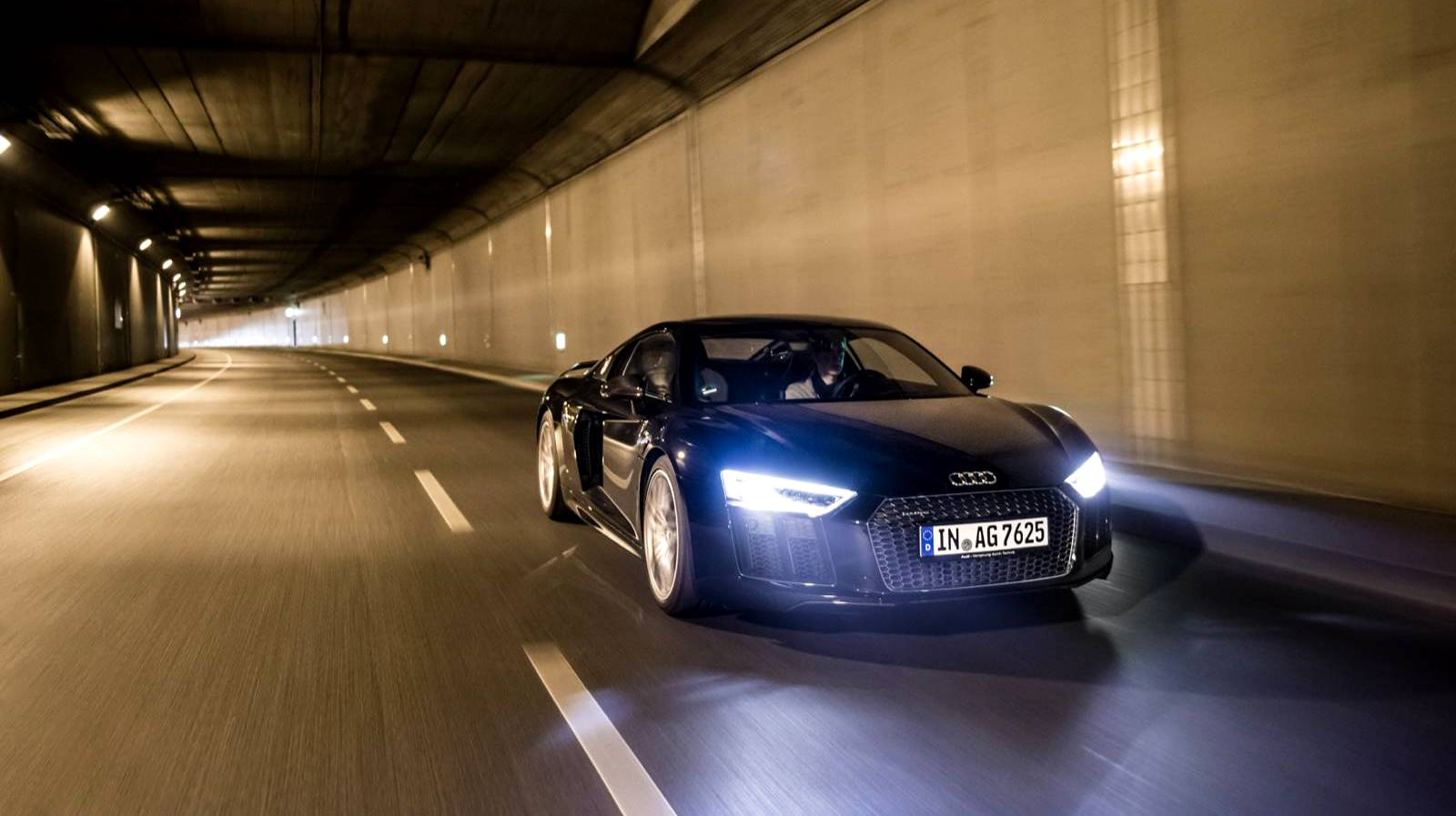 A Weekend In Berlin With The Audi R V Plus GTspirit - Audi r8 black