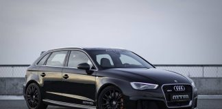MTM Audi RS3 300km/h top speed