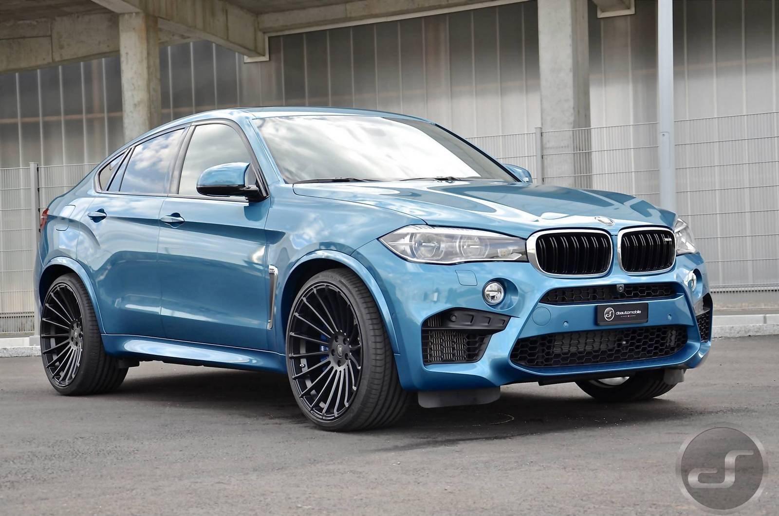 Hamann BMW X6 M By DS
