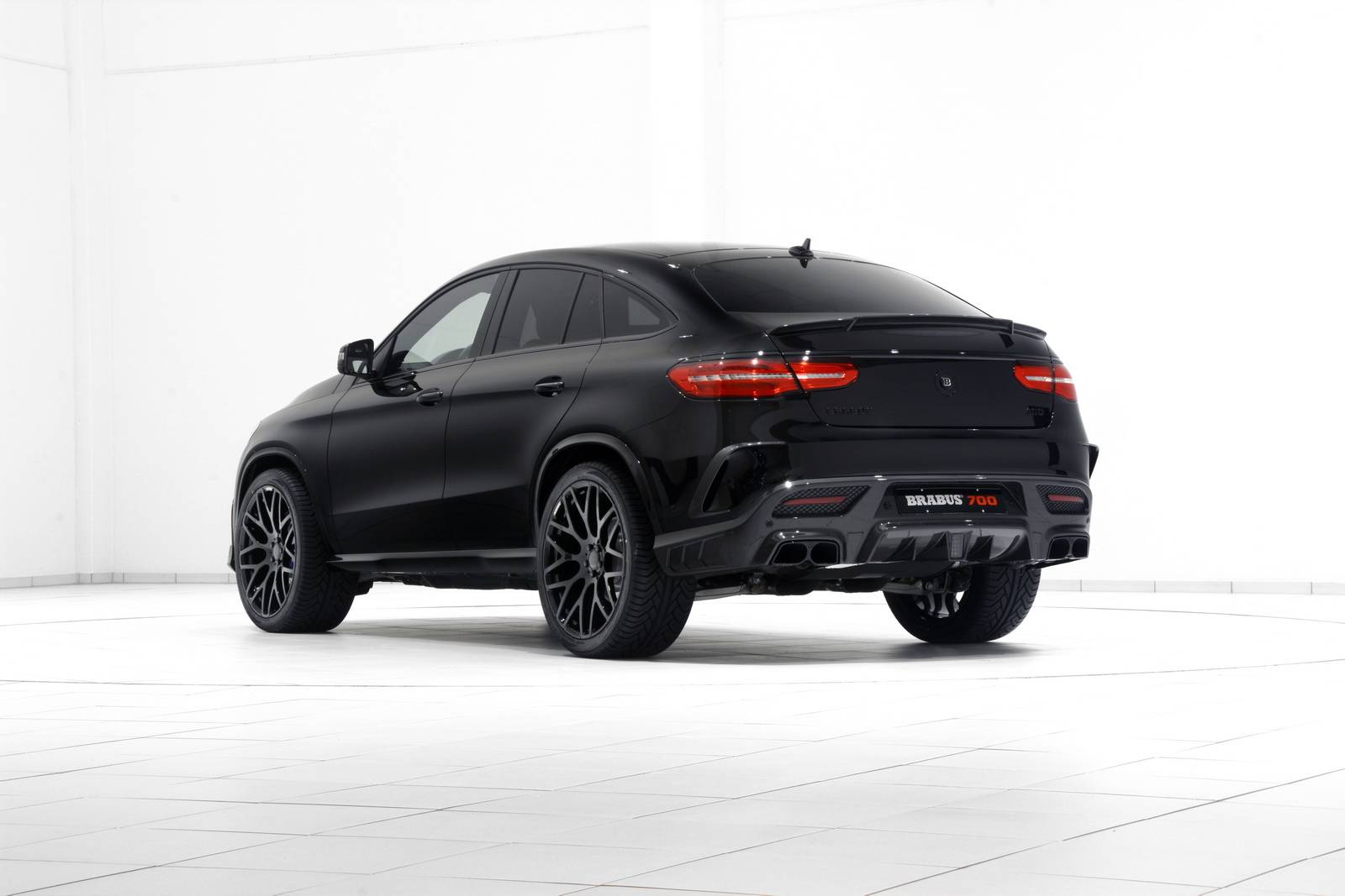 Official: Brabus 700 GLE63 S Coupe - GTspirit