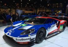 Ford GTLM front