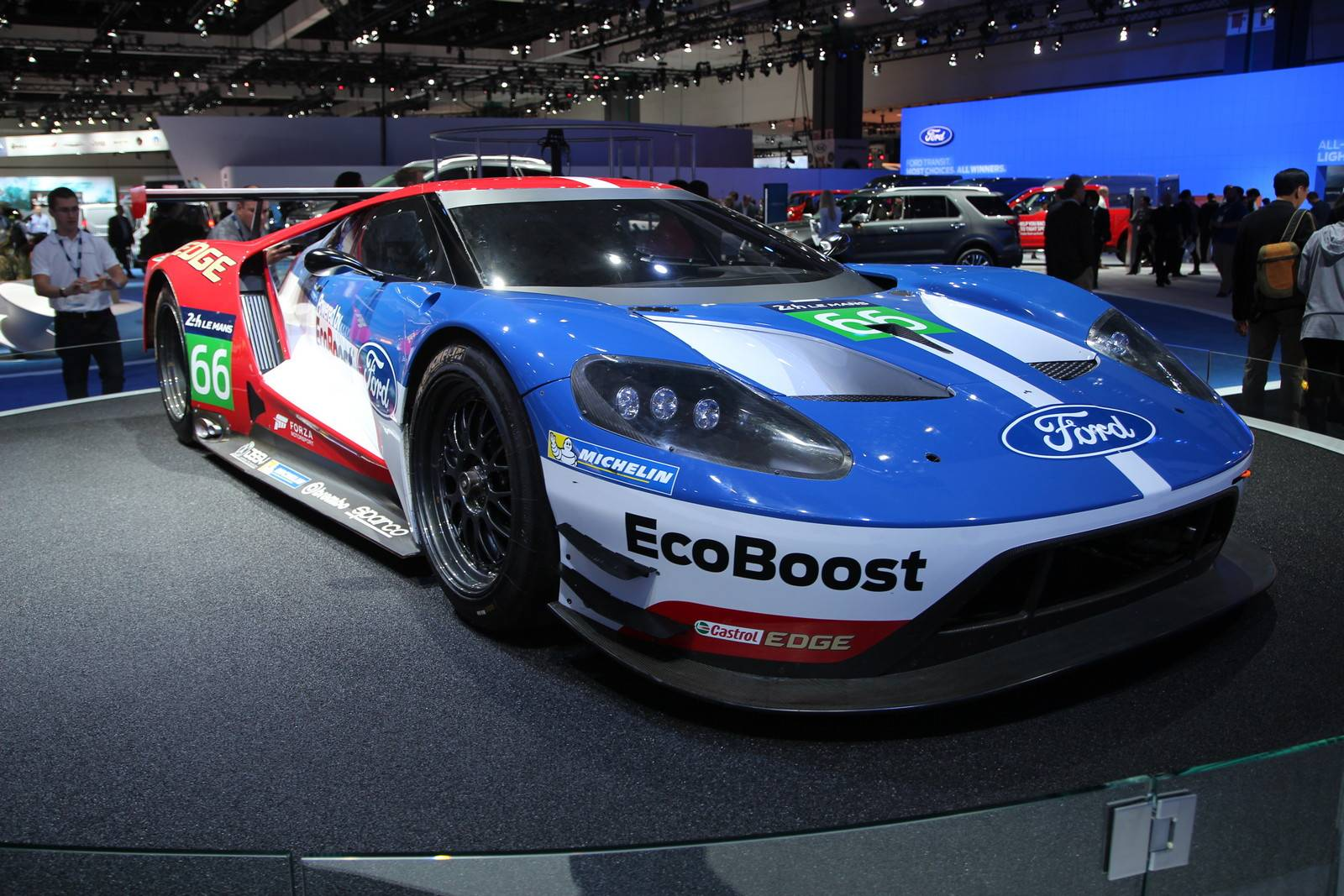 Ford Gt Gte Car