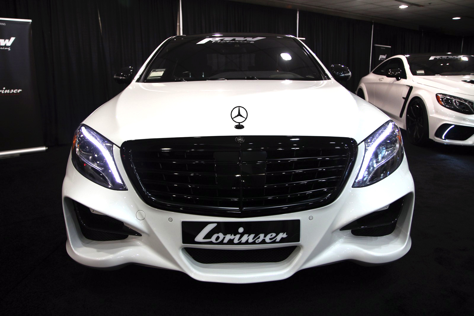 tuning highlights at the los angeles auto show 2015 gtspirit Benz Rims contact