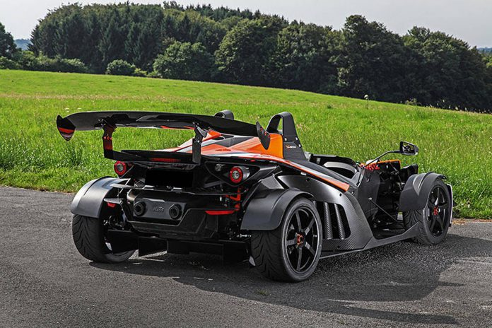 KTM X-Bow R by Wimmer RST