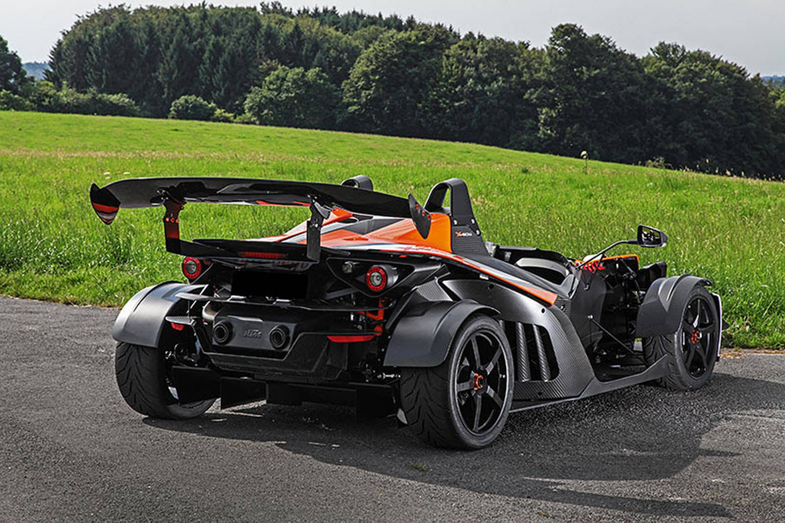 Official ktm x bow r limited edition by wimmer rst gtspirit - X bow ktm ...
