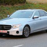 Mercedes-Benz E-class front