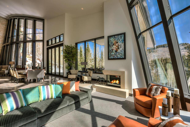 Park City Mansion Lounge. Design Wise ...
