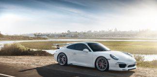 Porsche 911 Carrera S by Vorsteiner