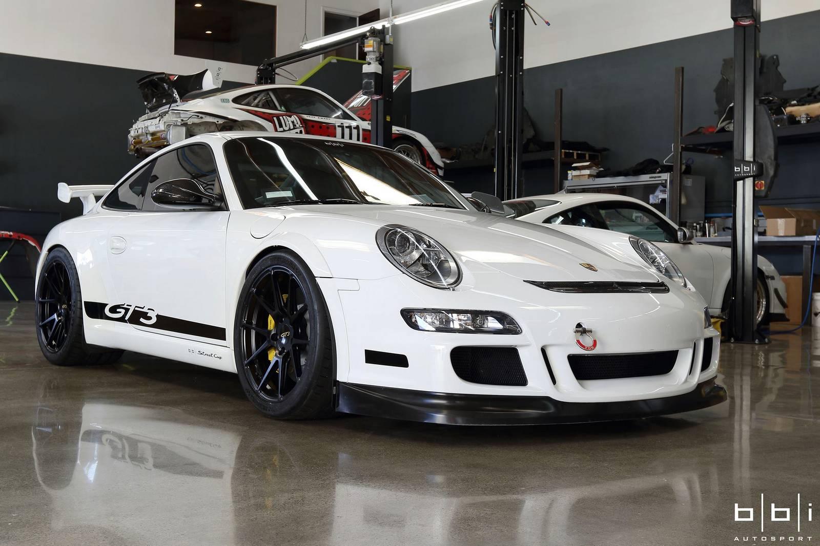 Porsche 911 Gt3 Project Bull Dog By Bbi Autosport Gtspirit