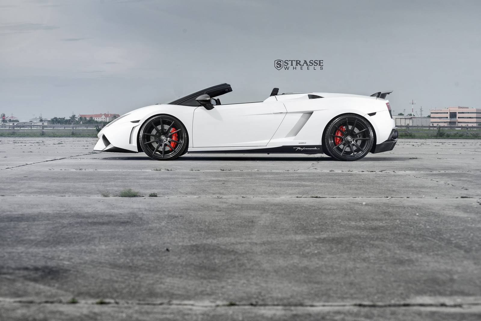 Lamborghini Gallardo Spyder Performante Strasse Wheels