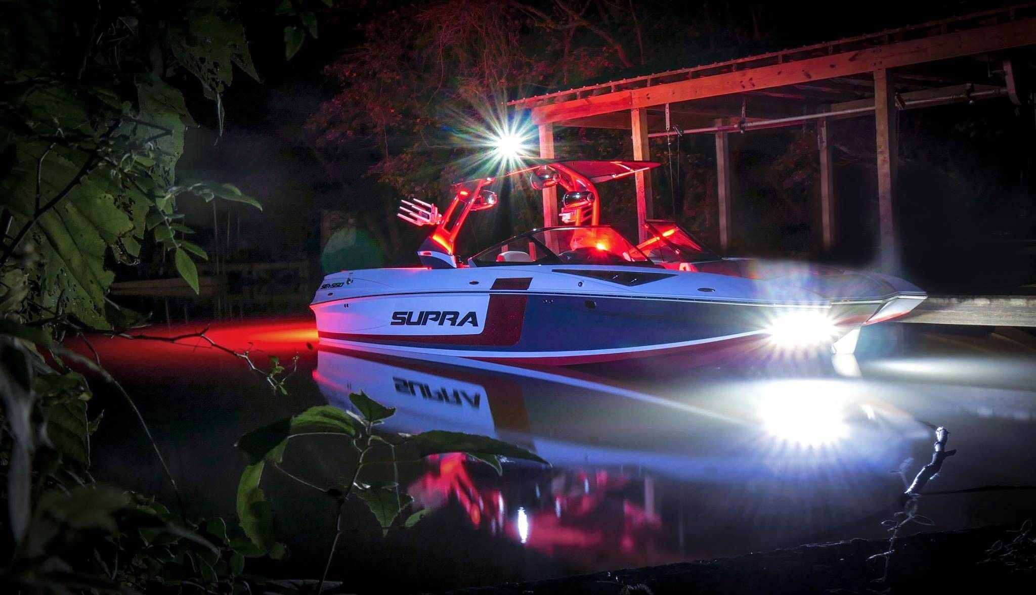 Supra Boats Reveal Roush Powered Super Boat With Raptor
