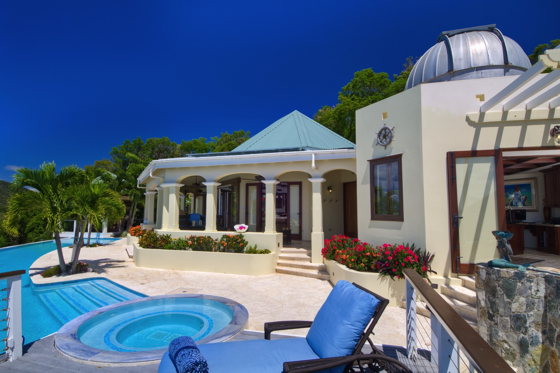Property on the virgin islands matchless