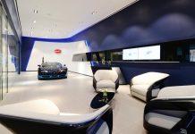 New Bugatti dealership