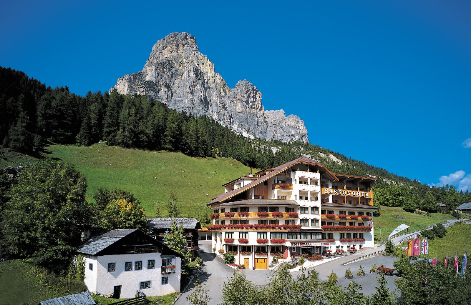 Hotel sassongher corvara review gtspirit - Azienda di soggiorno corvara ...