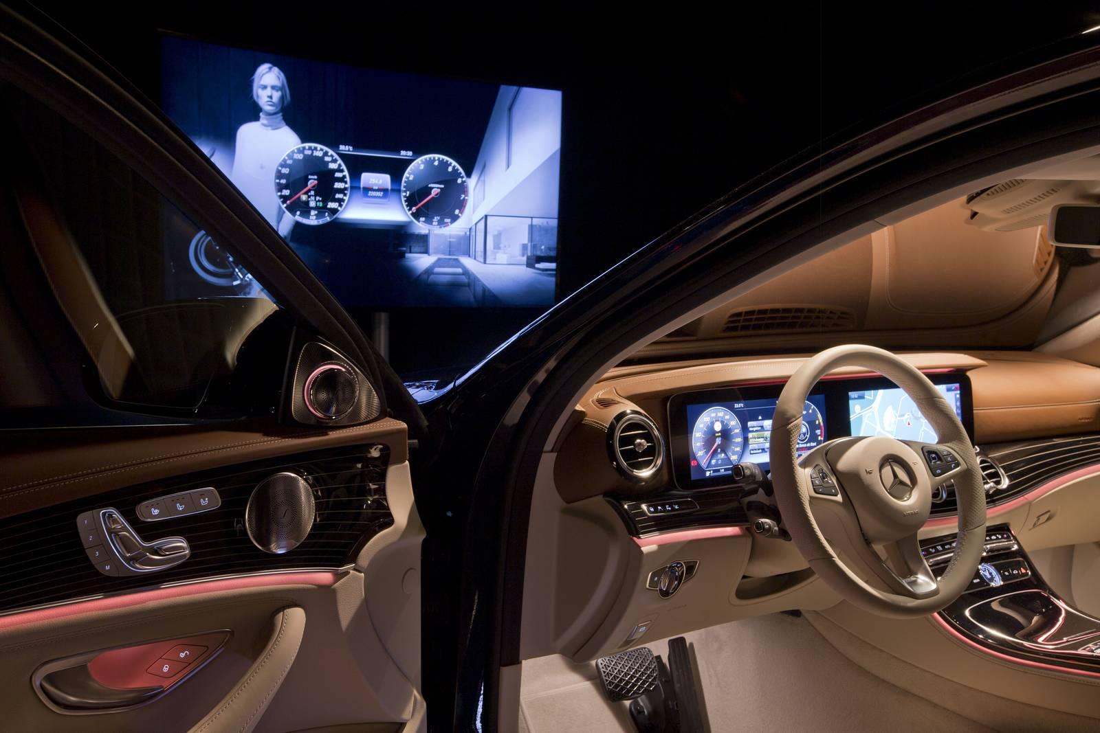 2017 Mercedes Benz E Class Exterior Design Revealed Gtspirit