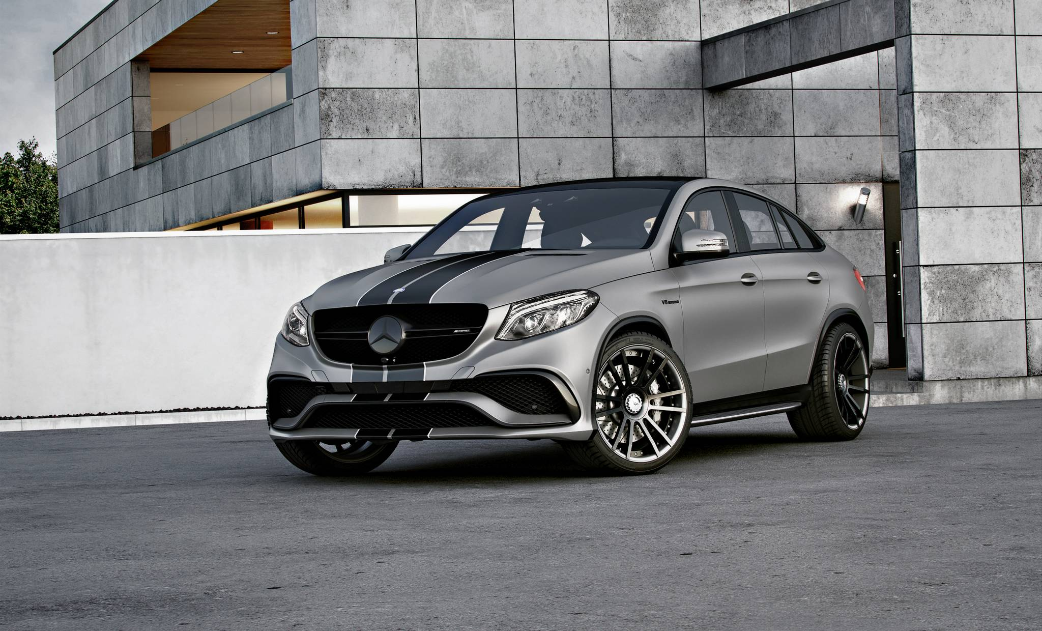 Official 792hp Mercedes Amg Gle 63 By Wheelsandmore Gtspirit
