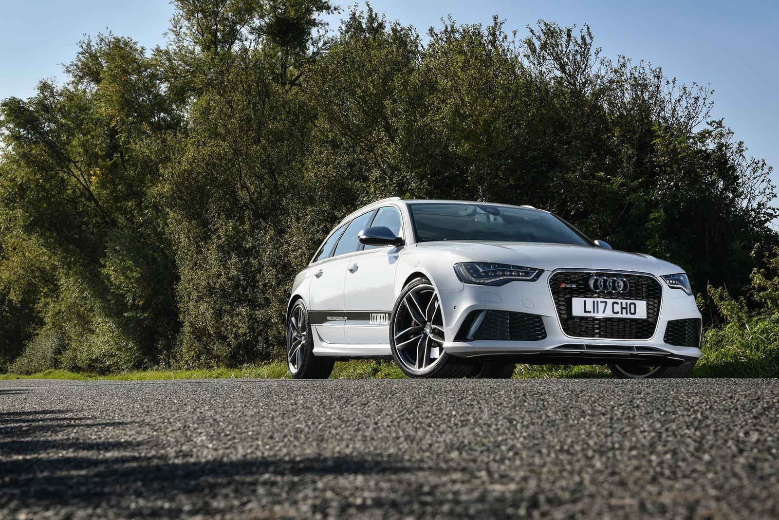 Audi RS6 Litchfield