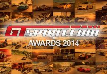 GTspirit Awards 2014