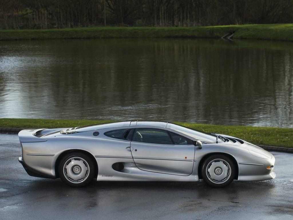 Jaguar XJ220 For Sale. This Particular ...