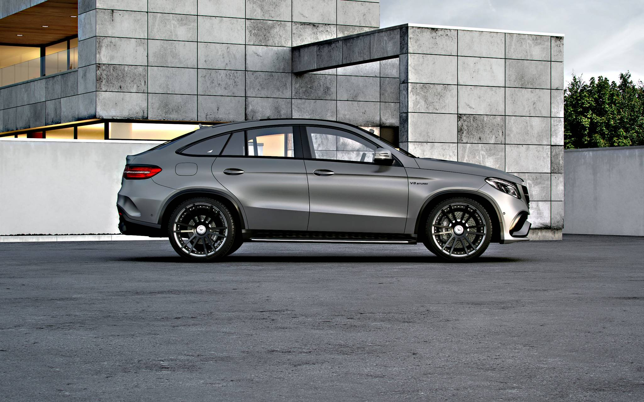 official 792hp mercedes amg gle 63 by wheelsandmore. Black Bedroom Furniture Sets. Home Design Ideas
