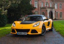 Yellow Lotus Exige Sport 350