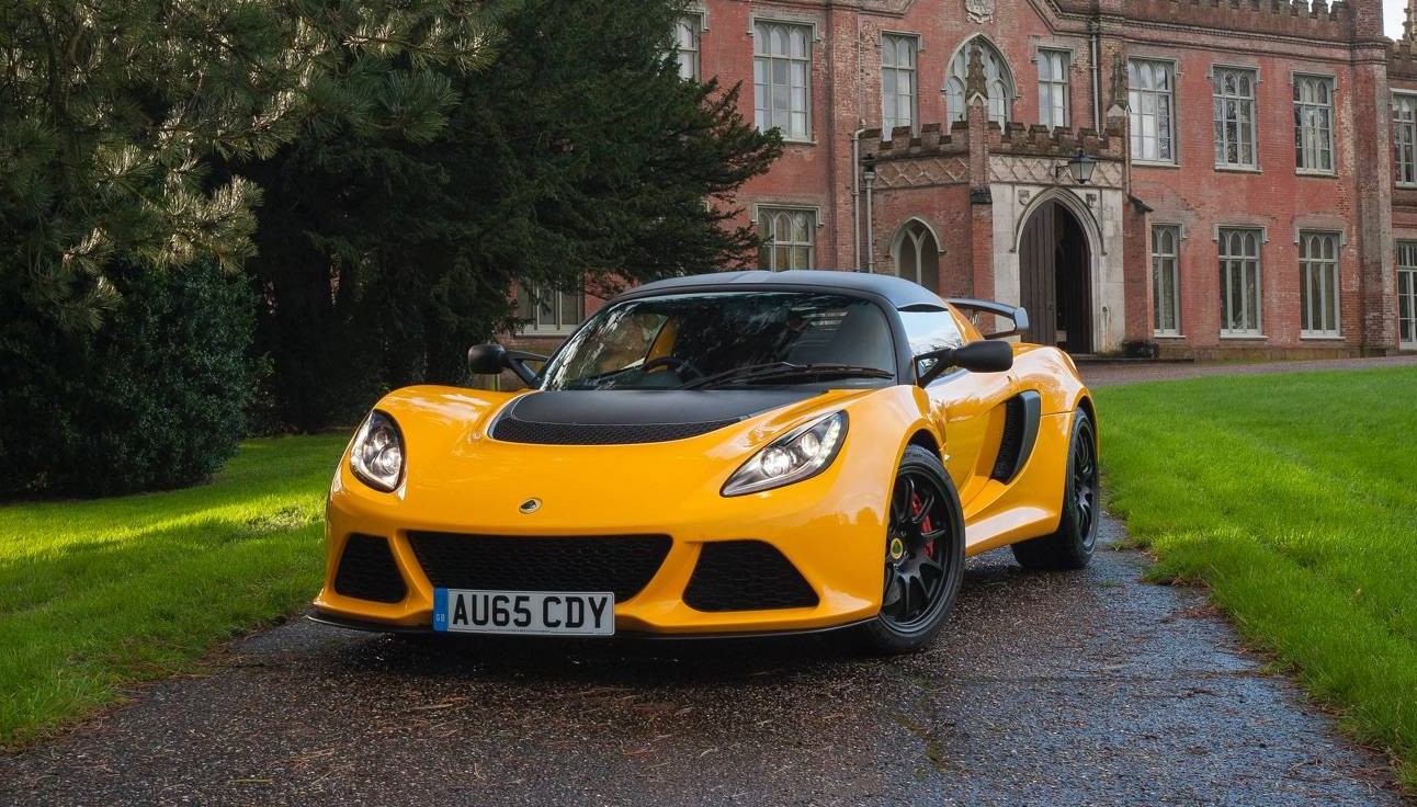 lotus exige sport 350 review gtspirit. Black Bedroom Furniture Sets. Home Design Ideas
