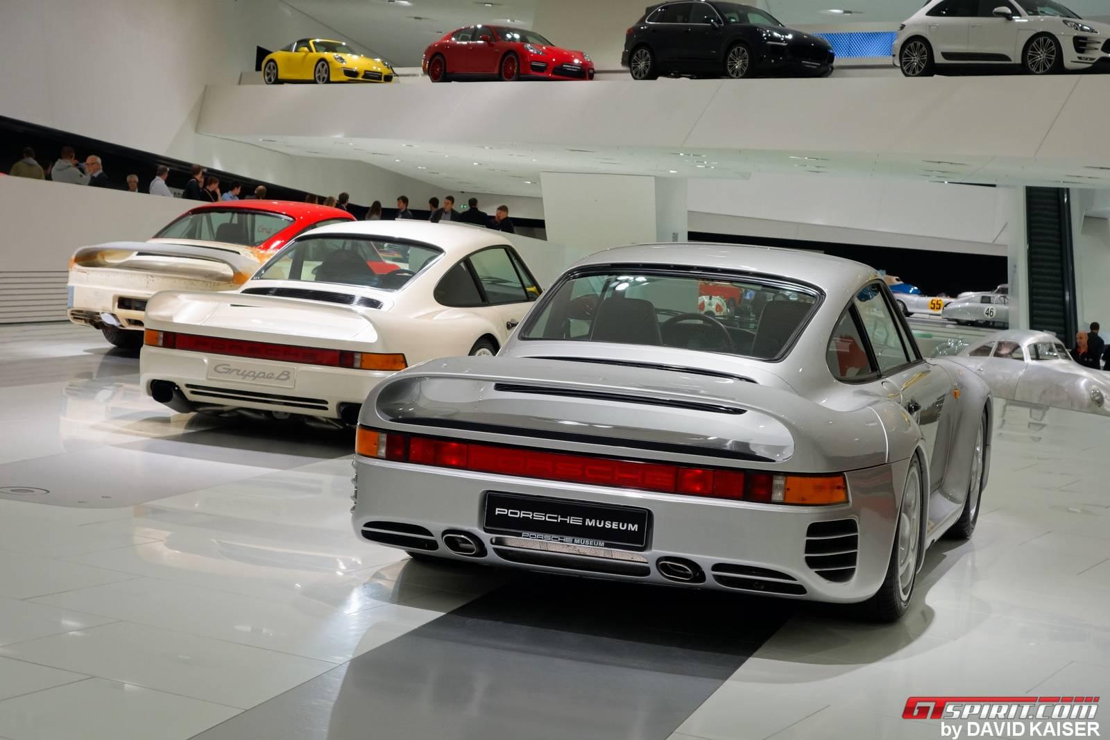 Ordinaire Porsche 959 Exhibition