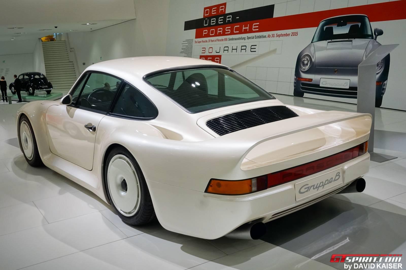 Gallery Porsche 959 Special Exhibition At Porsche Museum