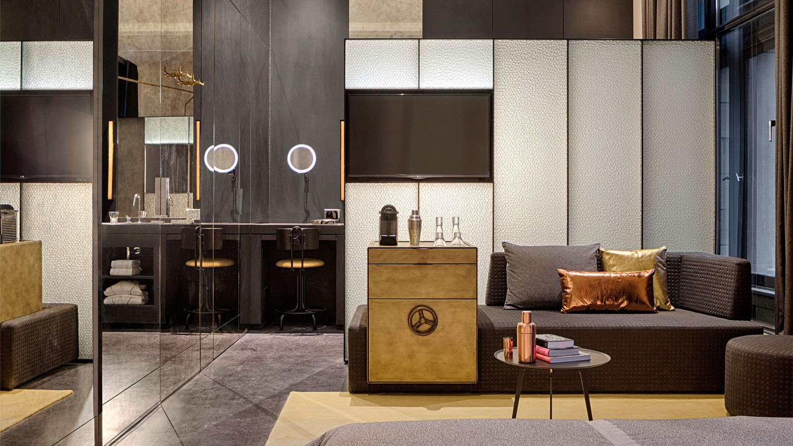 First W Hotel In The Netherlands Opened In Amsterdam