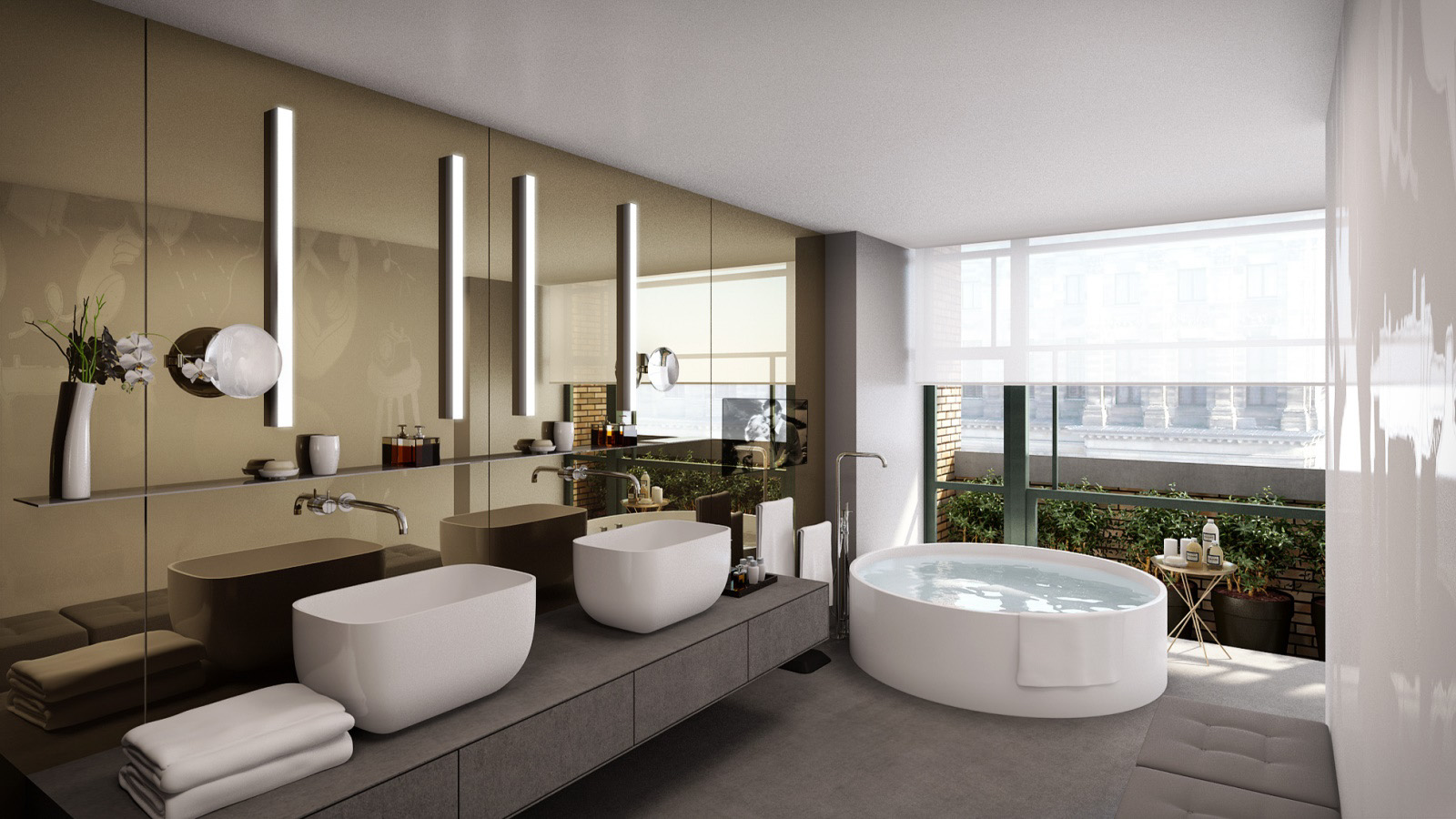First w hotel in the netherlands opened in amsterdam for Design hotel amsterdam