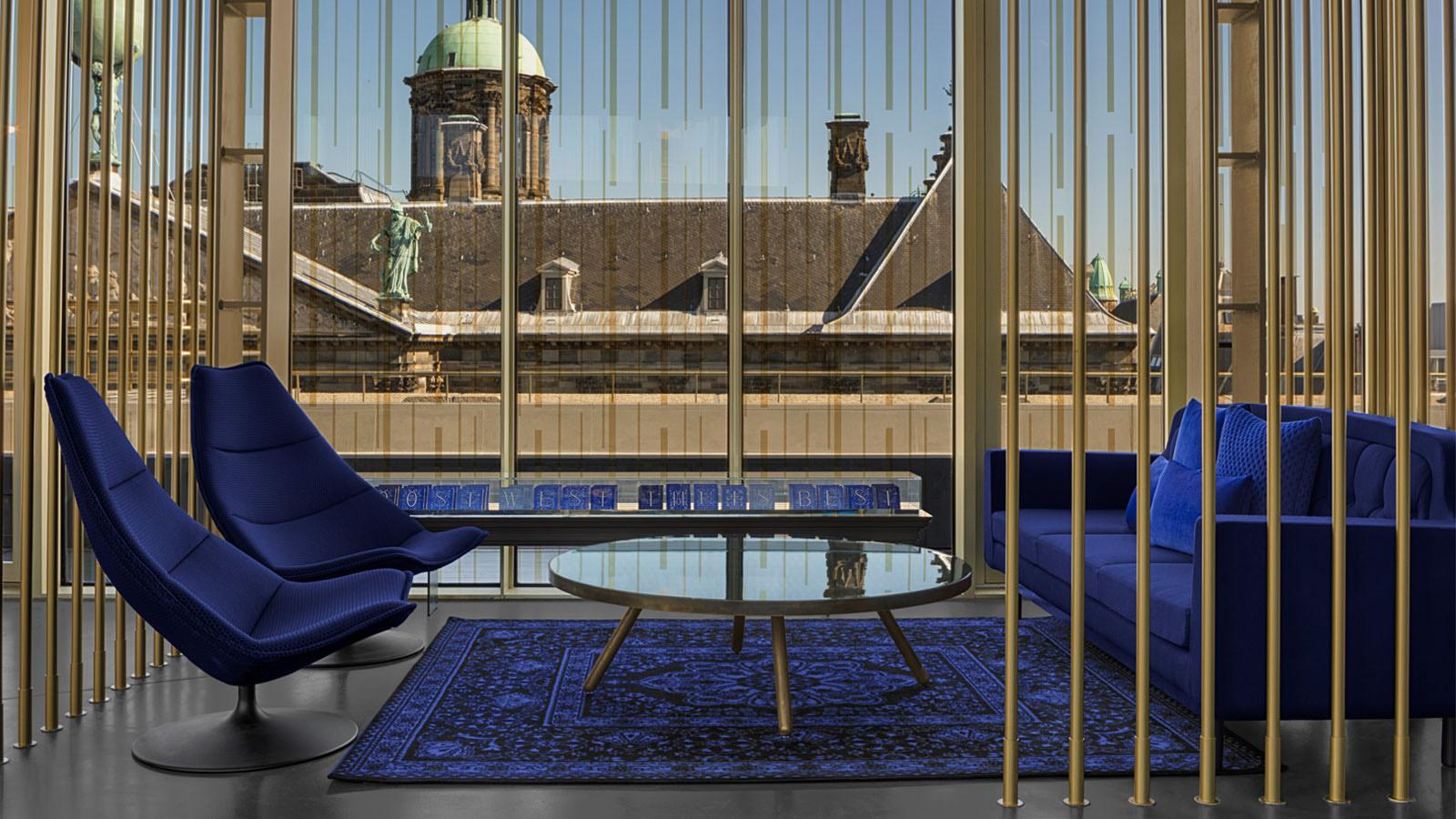 W Hotel Lounge Amsterdam