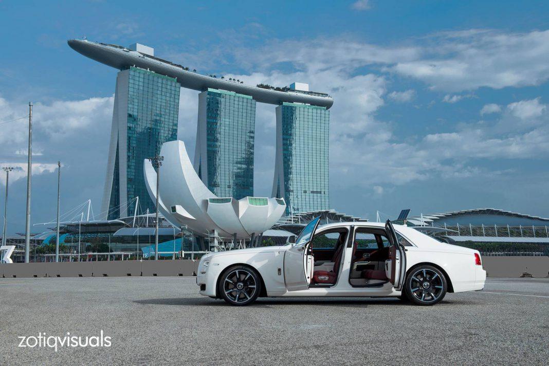 Rolls-Royce Ghost SG50