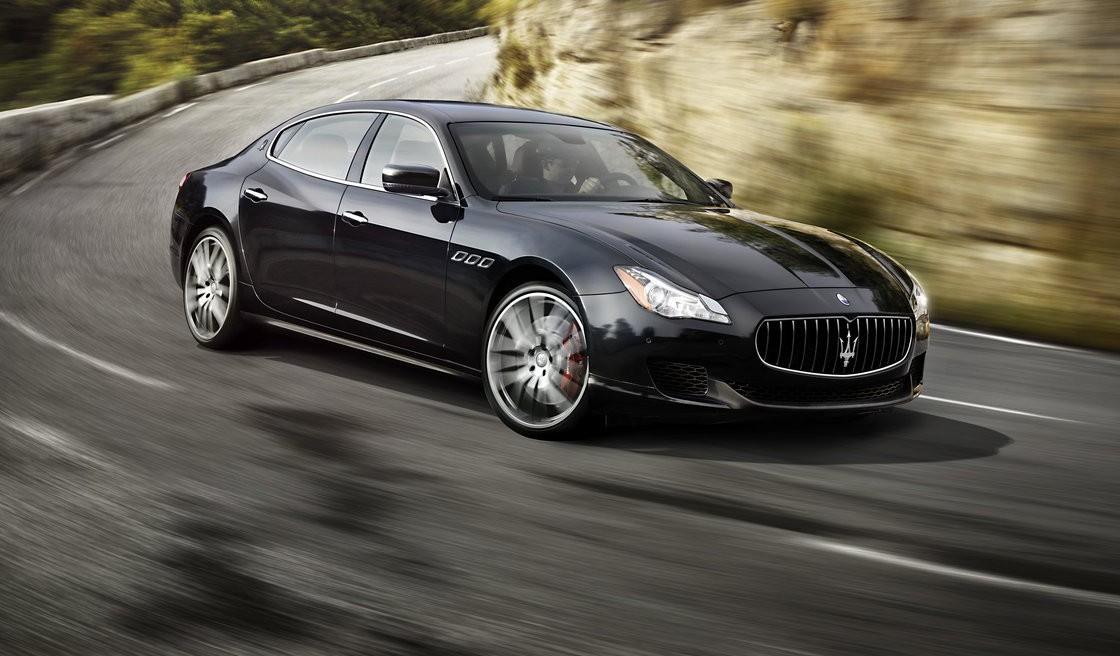 Maserati ghibli sq4 review
