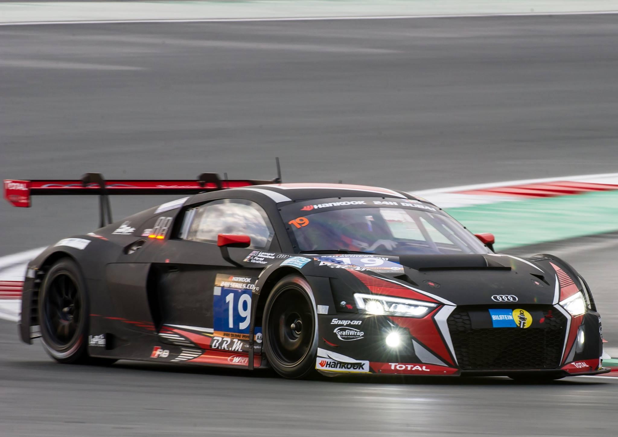 Audi scores double podium victory at 24 hours of dubai gtspirit audi r8 lms publicscrutiny Images