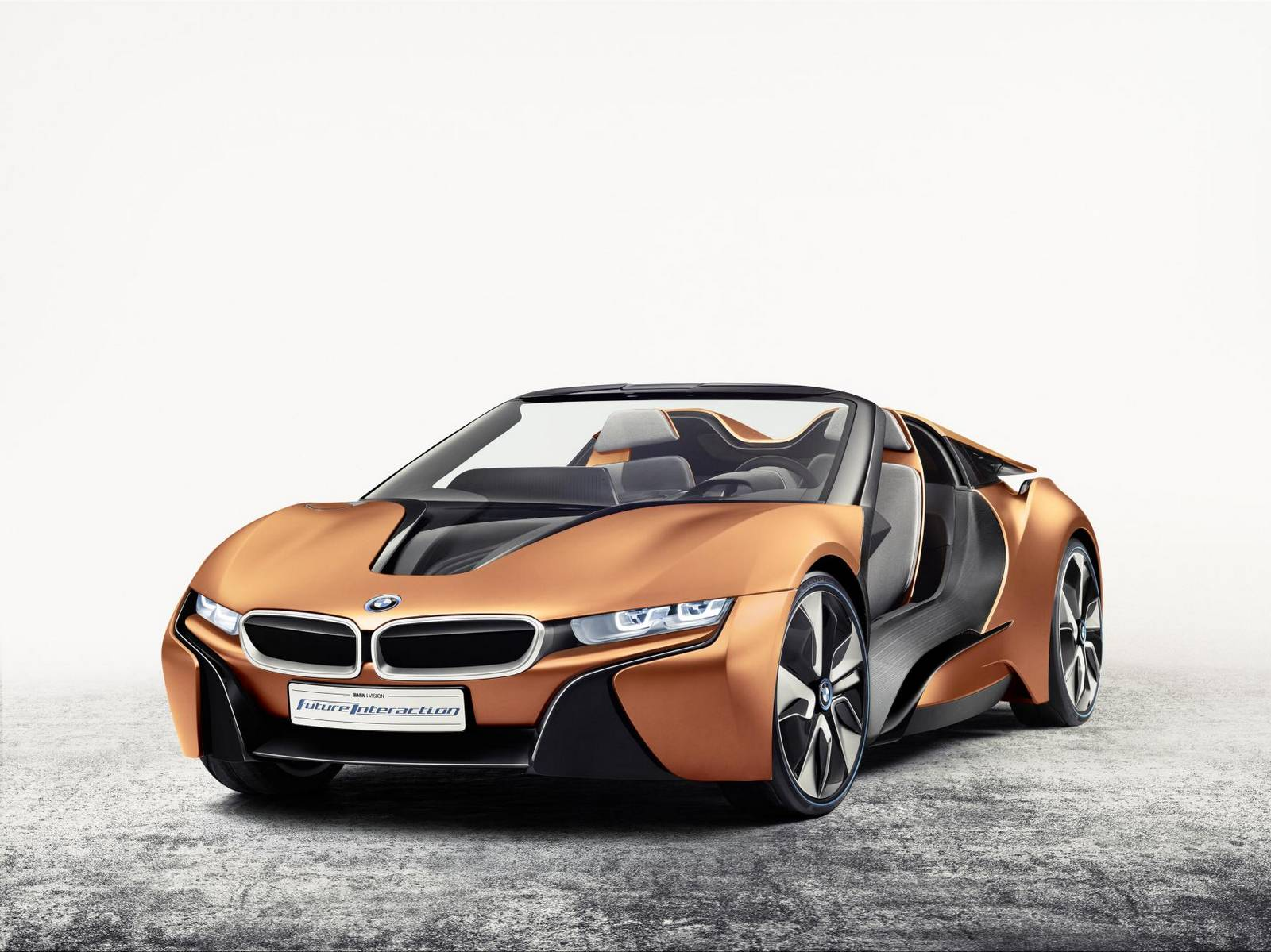 BMW-i Is The Future Of Sheer Driving Pleasure