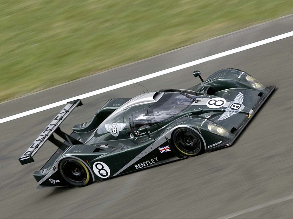 Bentley to Re-Enter Prototype Racing with new LMP2 Car - GTspirit