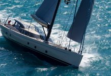 Escapade Sailing Yacht