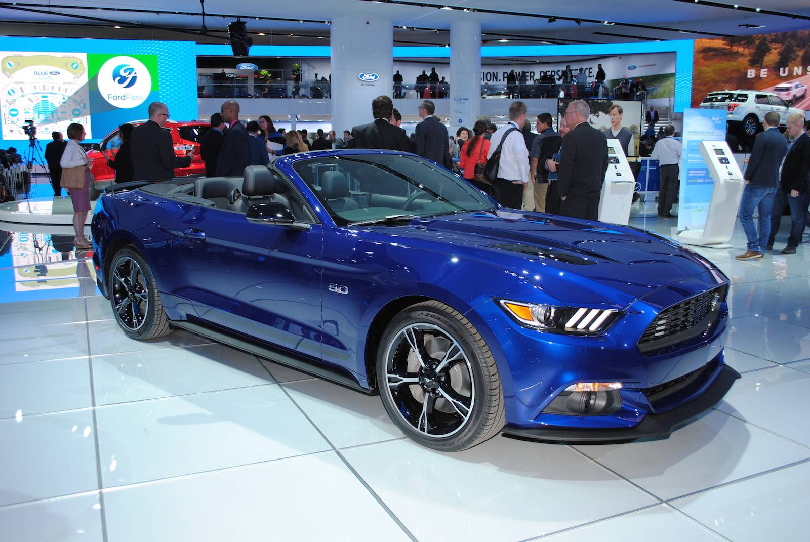 2016 Ford Mustang Gt California Special Car