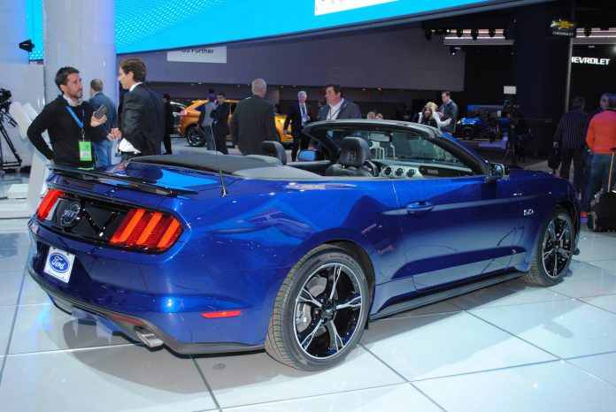 Ford Mustang GT California Special (5)