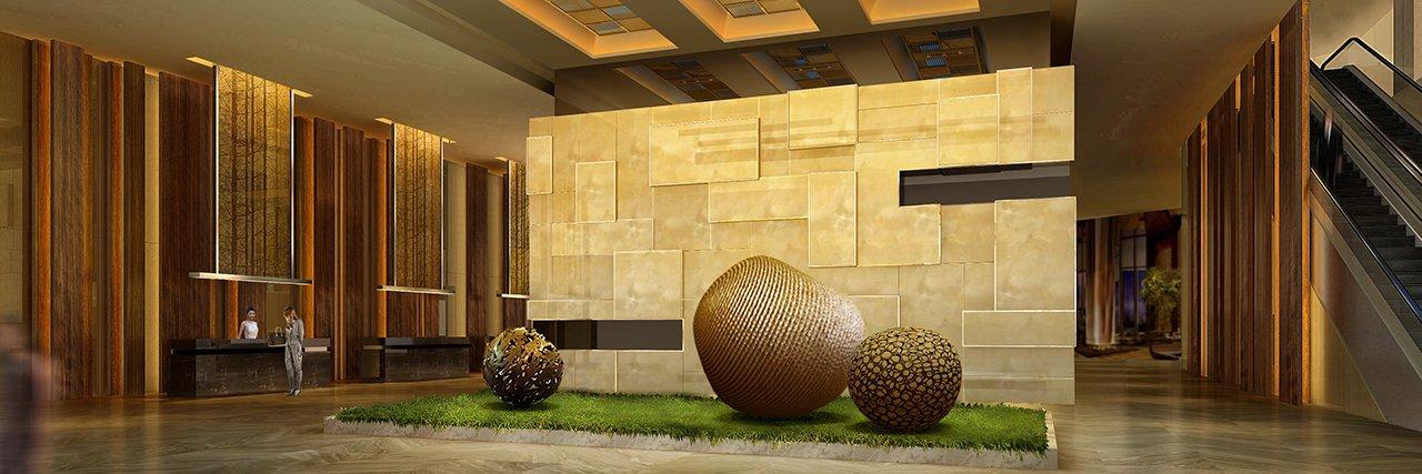 Hyatt regency changchun hotel opens in northeast china for International decor outlet regency square mall