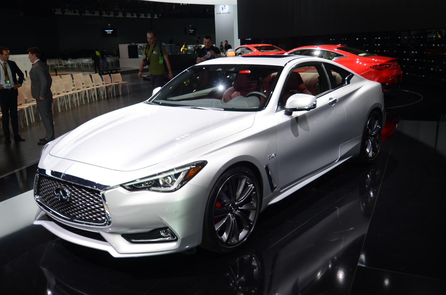 detroit 2016 infiniti q60 sport coupe gtspirit. Black Bedroom Furniture Sets. Home Design Ideas