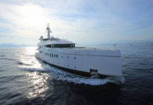 Madame Kate Superyacht by Amels