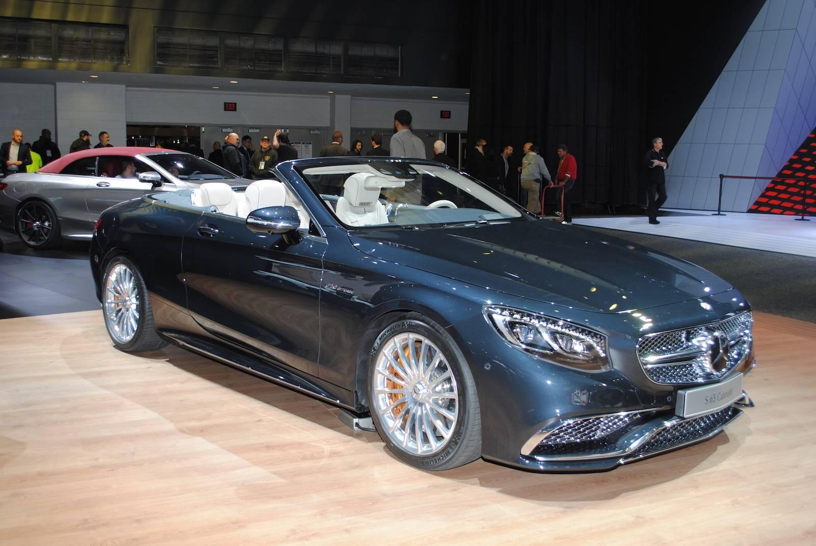 detroit 2016 mercedes amg s65 cabriolet gtspirit. Black Bedroom Furniture Sets. Home Design Ideas