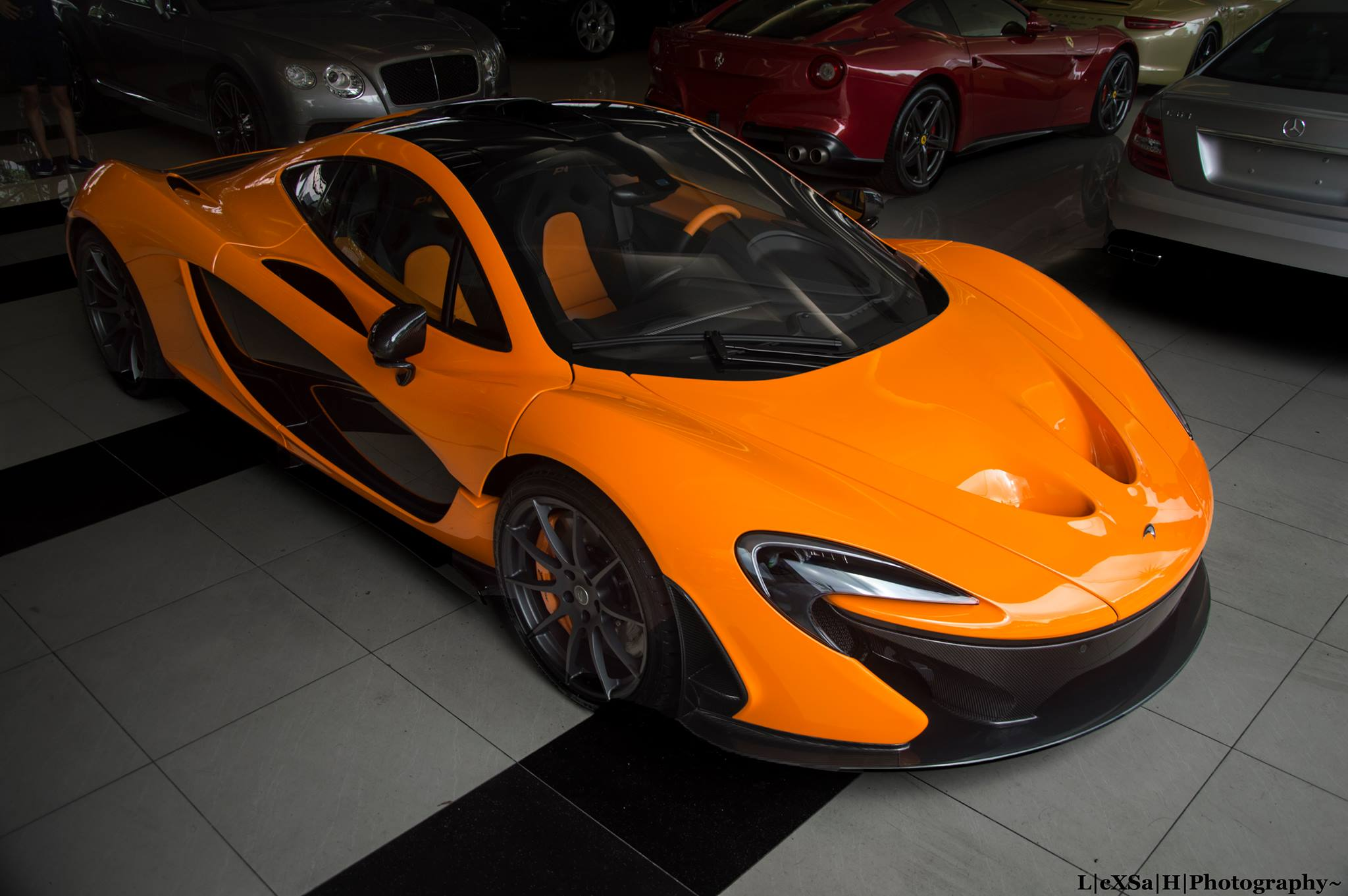 4th McLaren P1 Arrives in Malaysia GTspirit
